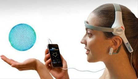 Gadget para controlar el iPod mediante la mente