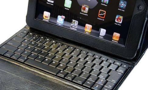 El PADACS Rubata iPad útil para escribir y proteger el iPad