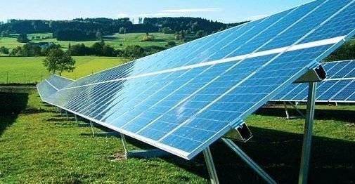 General Electric presenta sus nuevos paneles solares