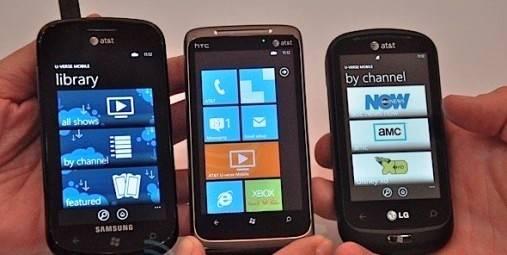 Microsoft presenta nueva línea de teléfonos inteligentes equipados con Windows