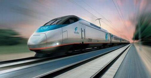 """Planean en EE.UU. invertir una Millonada en sistema ferroviario """"Verde"""" de alta velocidad"""
