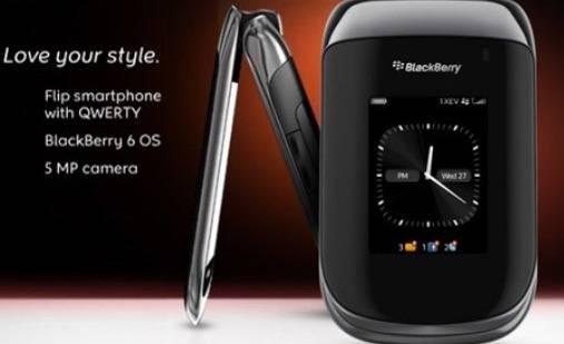 RIM presenta su Blackberry Style 9670