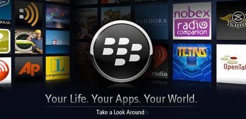 BlackBerry App World Webstore, la nueva tienda de aplicaciones de RIM