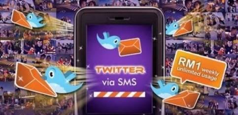 Como crear una cuenta de Twitter usando SMS