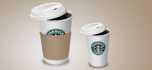 Todos los vasos de Starbucks serán reciclables para el año 2015