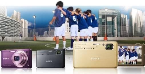Sony presenta las Cámaras Fotográficas digitales 3D más pequeñas del Mundo