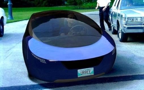Listo el primer auto impreso en 3D