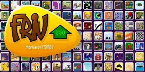 Descarga Gratis más de 250 juegos en versión flash