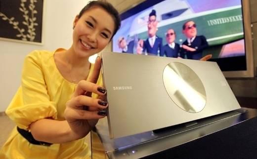 Samsung promete lanzar el Blu-ray más delgado del mercado