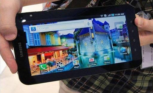 El Galaxy Tab de Samsung llegó al Perú y lo evaluamos