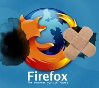 Firefox presenta nuevos parches de seguridad