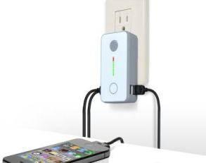 Green Wall Charger: Cargador de USB que cuidará el medio ambiente