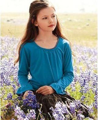 Actriz Mackenzie Foy, será la hija de Robert Pattinson y Kristen Stewart en Breaking Dawn