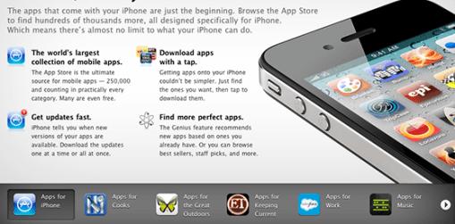 App Store de Apple llego a la marca de las 10 mil millones de descargas