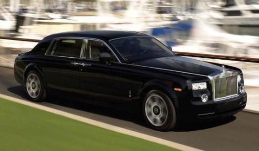 Parece estar próximo un auto Rolls Royce eléctrico