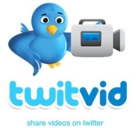 TwitVid: Una manera fácil de subir Videos a Twitter