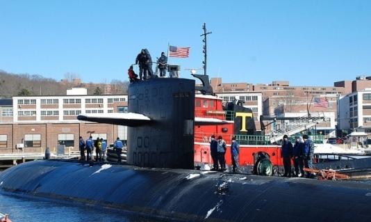 Armada de los EE.UU instalara iluminación LED en sus submarinos