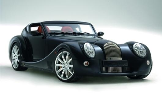 Morgan Motors y su fabuloso auto deportivo Aero Supersports
