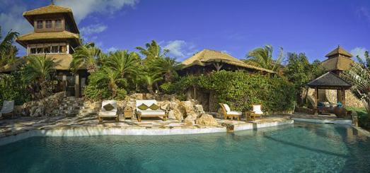 Necker Island, una fantástica y apartada isla con todas las comodidades posibles