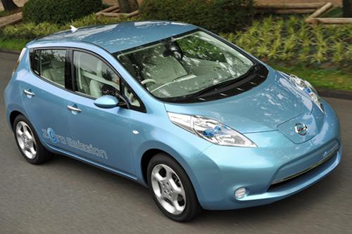 Nissan Esflow, un moderno coche eléctrico deportivo