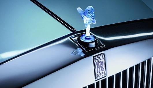 Rolls-Royce prepara su primer coche eléctrico