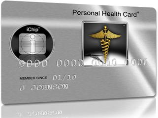 Health Card de LifeNexus: Registros Médicos en una Tarjeta personal de salud