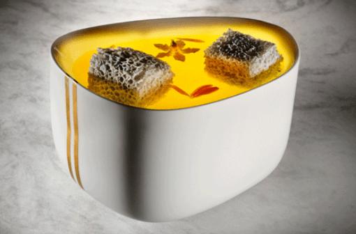 Philips Design y la vajilla sensorial Arzak hacen que la comida siempre se vea deliciosa