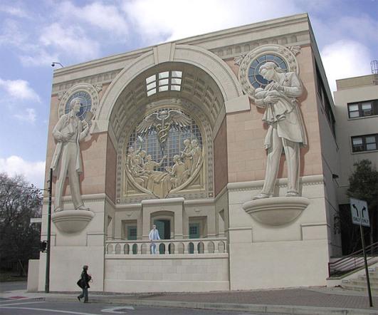Eric Grohe: Artista creador de grandes murales 3D