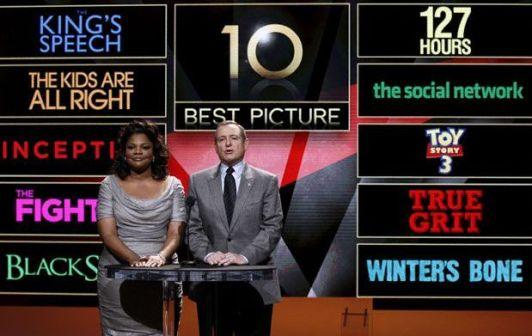 Google presenta a sus favoritos para ganar un Oscar