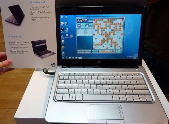 HP Pavilion DM1: La Pequeña Gigante de las Notebook