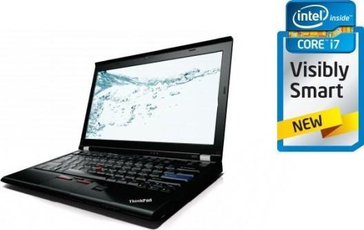 Lenovo ThinkPad X220: procesador Core i7, SSD y hasta 23 horas de batería