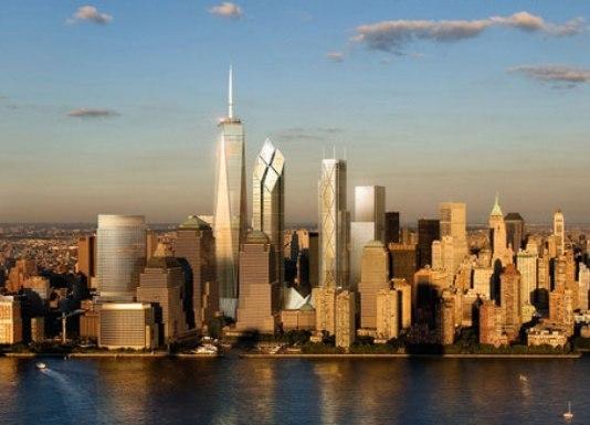 El futuro One World Trade Center