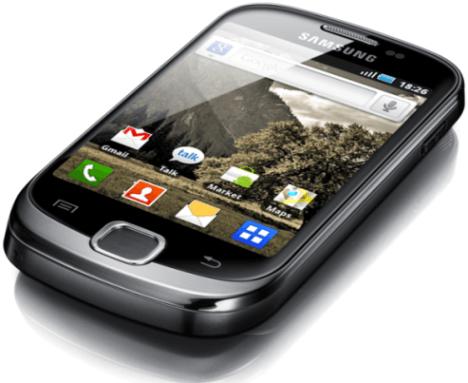 Especificaciones del Samsung Galaxy Fit