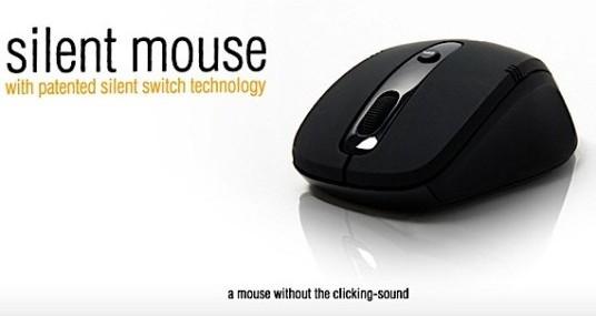 Nexus Silent Mouse: Un ratón ultra silencioso