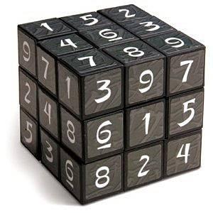 El Cubo de Rubik y el Sudoku fusionados en un solo juego