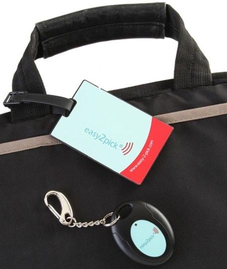Easy2pick: dispositivo que nos ayuda a reconocer nuestro equipaje