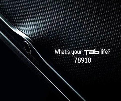 Samsung Galaxy Tab 8.9, será tan delgado que no le cabe un conector de auriculares
