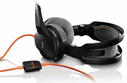 Harman AKG GHS-1, unos auriculares para adictos a los videojuegos