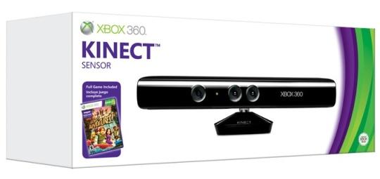Kinect, el Gadget que más rápido se ha vendido en todos los tiempos