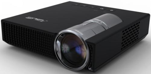 El proyector LED Asus P1, considerado como el más pequeño del mundo