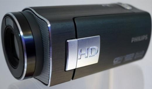 Philips ESee HD: Una pequeña videocámara con zoom de 23x y WiFi