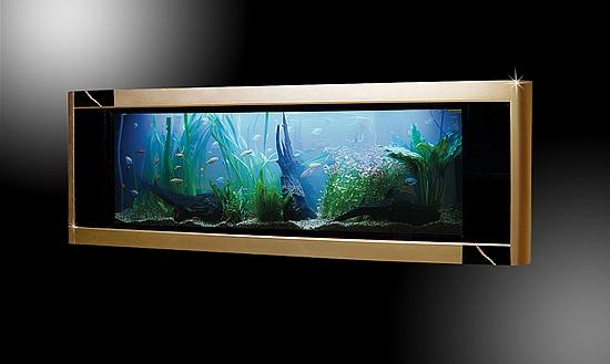 Aquavista Dinosaur Gold: Un acuario de Lujo