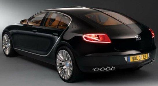 Auto Deportivo Bugatti 16C Galibier entra a la fase de producción