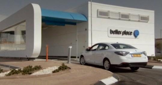 Estrenan primera estación pública de cambio de baterías para vehículos eléctricos