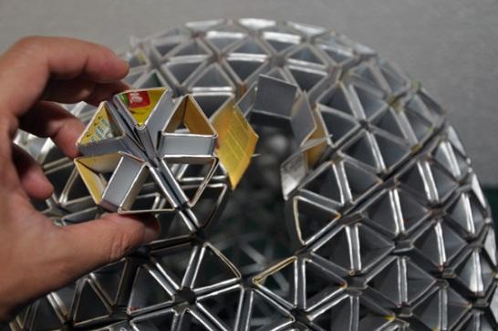 Una buena alternativa para reciclar los Envases Tetra Briks