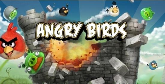 """Videojuego """"Angry Birds"""" elegida como la mejor aplicación del año"""