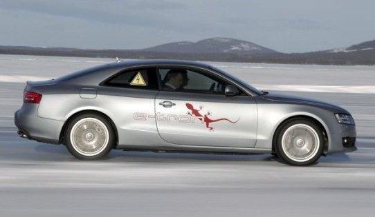 Audi e-tron quattro, un auto híbrido muy interesante