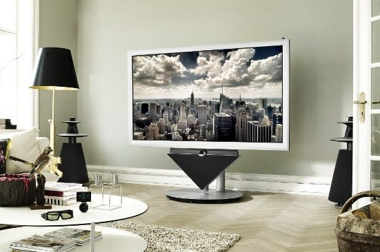 Bang & Olufsen BeoVision 4-85: Moderno televisor de lujo en versión 3D