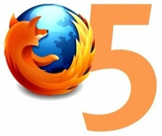 Firefox 5: Lanzamiento en versión beta y primeros detalles