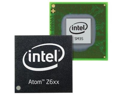 Intel presenta su nuevo procesador Atom Z670